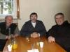 Café com o ministro Geral : Frei José Rodrigues Carballo, sucessor de São Francisco, com toda a simplicidade