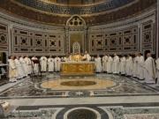 Roma - 08 - Missa em São João do Latrão