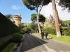 22 hectares de jardim: é um jardinzinho razoável para o santo Padre.