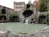 A Fonte da Águia: toda a cidade de Roma tem muitas e boas fontes