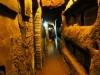Aguardando a ressurreição: Os corpos eram colocados enrolados num lençol e fechado o local com telhas de barro