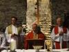 Dom Celso presidiu: Era dia de São Josafá, a pregação foi de Dom Volodemer, do rito ucraniano