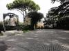 Jardim formado há mil anos: desde que a residência papal deixou de ser São João do Latrão