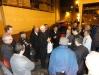 Agradecimento: no final da programação, Dom Moacyr agradeceu os serviços da Opera de la Chiesa