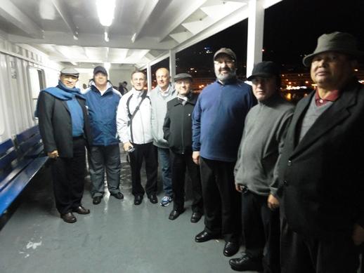 Taormina - Ferry para Messina