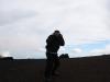 Vulcão Etna - Vento friíssimo