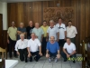 Romel, Fernando, Frei Nilton, Frei Sérgio, Jackson, Zeno, Osmar, Dom Bosco. Frei Agostinho, José Jaci, Cecim, José Rainoldo