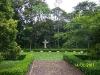 Cemitério onde estão alguns antigos mestres