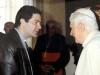 Pe Emílio e Bento XVI